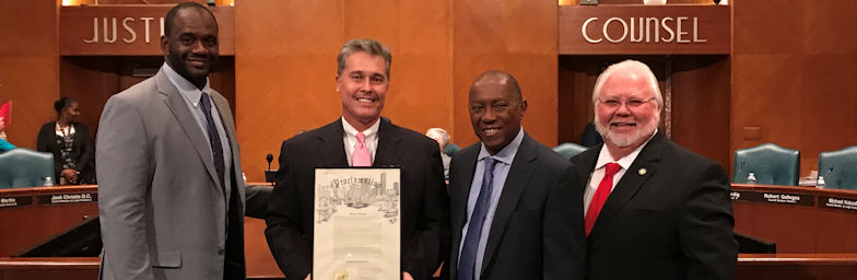 Robert Nowak Day Proclamation